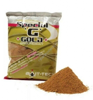 Bait-Tech Groundbait Special G Gold 1kg