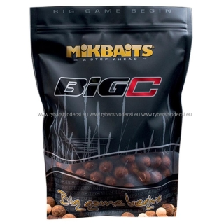 MIKBAITS Boilies Legends BigC Cheeseburger