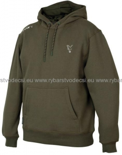 Fox Mikina Collection Green Silver Hoodie