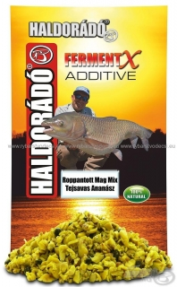Haldorado FermentX Additive - drvený partiklový mix 350g